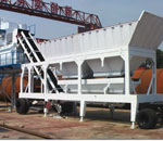 Mobile Concrete Plant